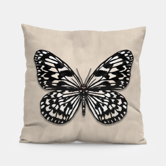 Miniature de image de Tree Nymph Butterfly Pillow, Live Heroes