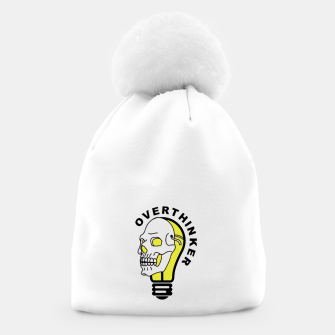 Thumbnail image of OVERTHINKER Beanie, Live Heroes