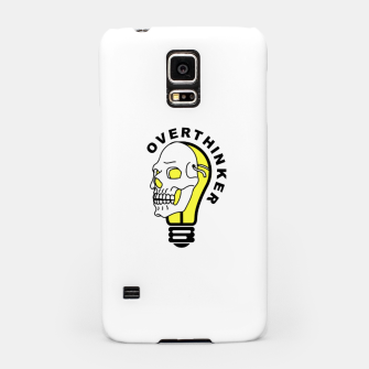 Thumbnail image of OVERTHINKER Samsung Case, Live Heroes