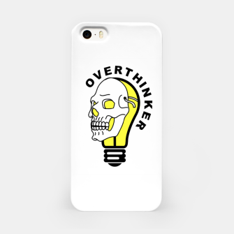 Thumbnail image of OVERTHINKER iPhone Case, Live Heroes