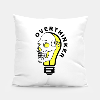 Thumbnail image of OVERTHINKER Pillow, Live Heroes