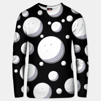 Thumbnail image of assassination classroom Unisex sweater, Live Heroes