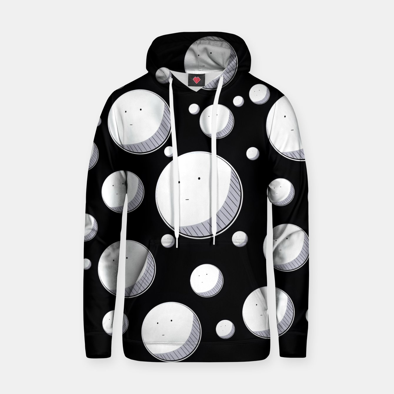 Image of assassination classroom Hoodie - Live Heroes