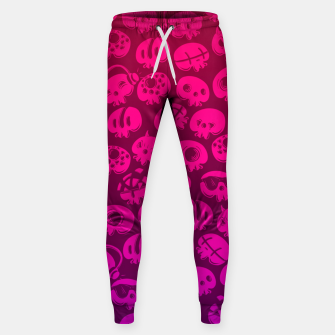 Miniatur Just skulls Sweatpants, Live Heroes