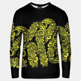 Miniatur Green Tentacles Unisex sweater, Live Heroes