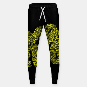 Miniatur Green Tentacles Sweatpants, Live Heroes