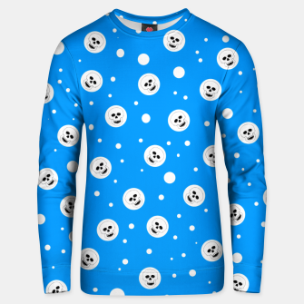 Thumbnail image of Skull Snow Unisex sweater, Live Heroes