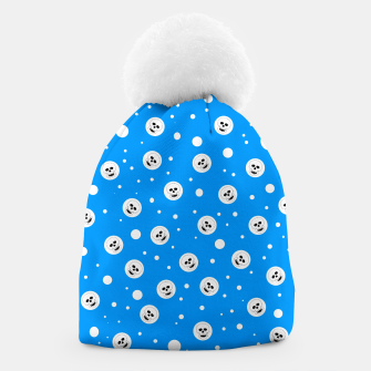 Thumbnail image of Skull Snow Beanie, Live Heroes