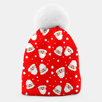 Thumbnail image of Whirling Santa Beanie, Live Heroes