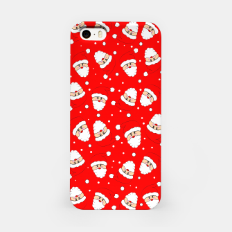 Thumbnail image of Whirling Santa iPhone Case, Live Heroes