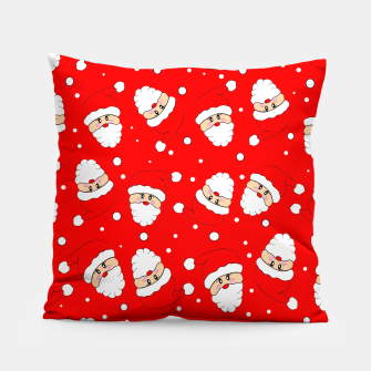 Thumbnail image of Whirling Santa Pillow, Live Heroes