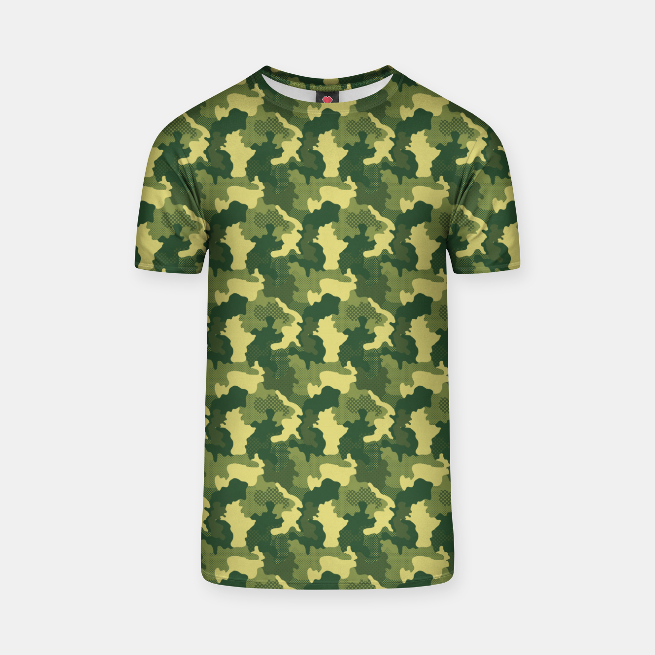 Foto Camouflage I T-shirt - Live Heroes