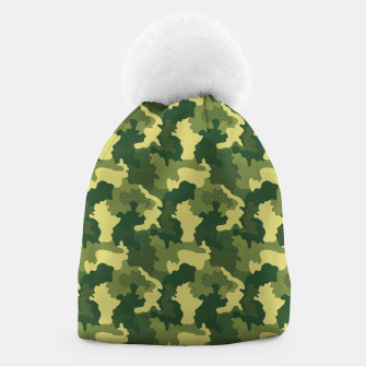 Thumbnail image of Camouflage I Beanie, Live Heroes