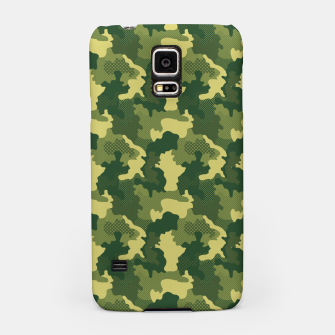 Miniatur Camouflage I Samsung Case, Live Heroes