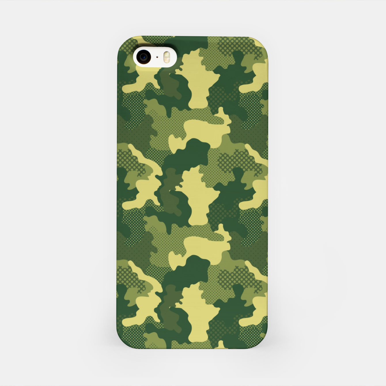 Zdjęcie Camouflage I iPhone Case - Live Heroes