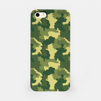 Thumbnail image of Camouflage I iPhone Case, Live Heroes