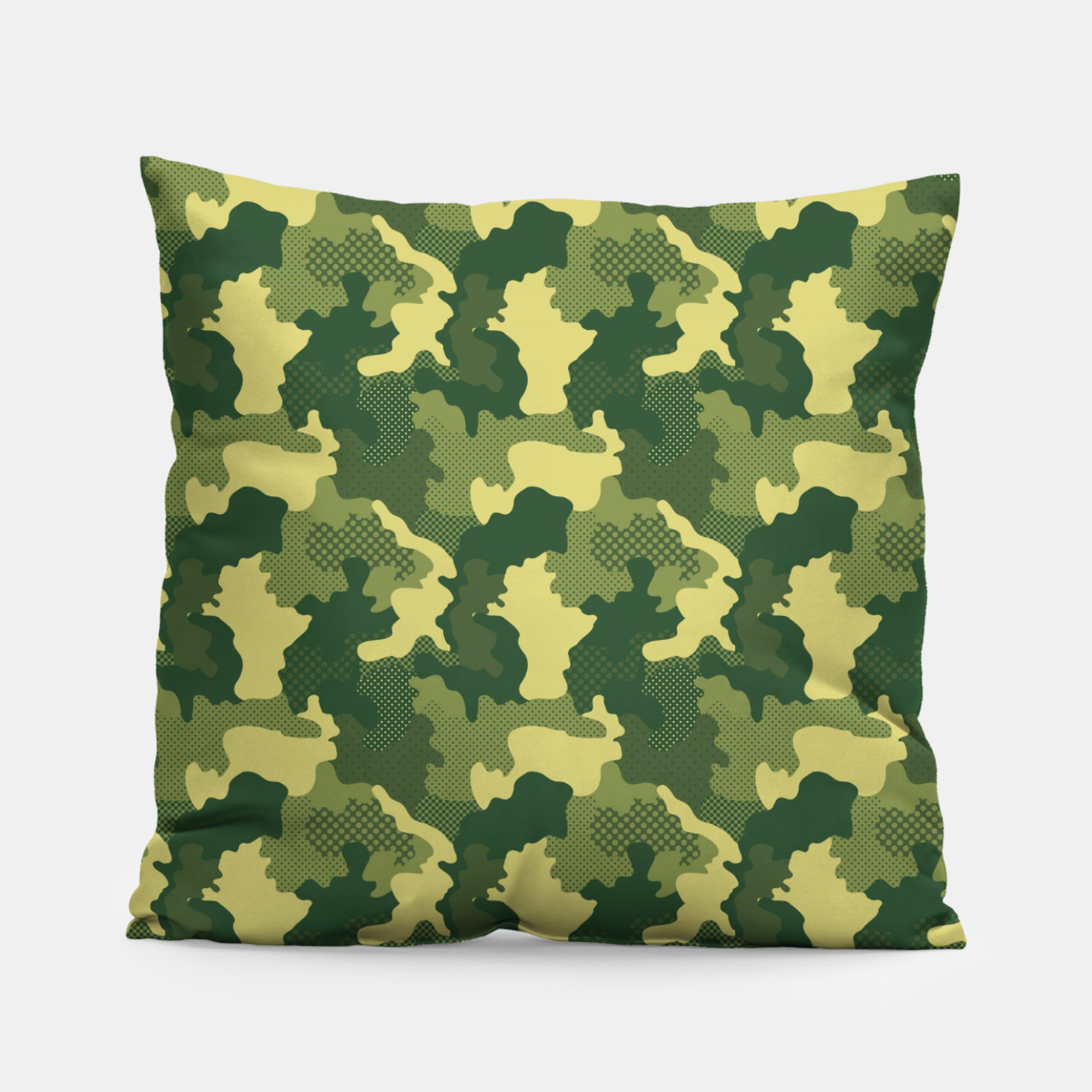 Foto Camouflage I Pillow - Live Heroes