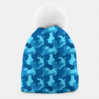 Thumbnail image of Camouflage II Beanie, Live Heroes