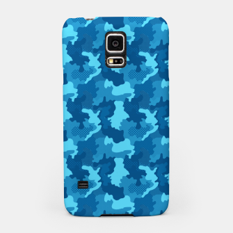 Miniatur Camouflage II Samsung Case, Live Heroes