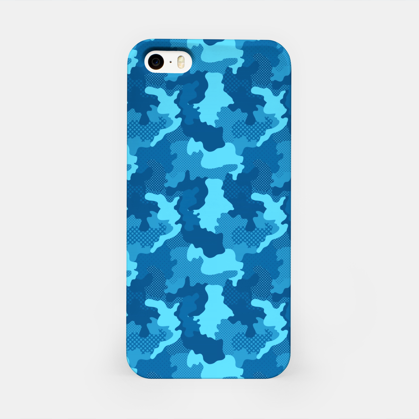 Foto Camouflage II iPhone Case - Live Heroes