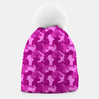 Thumbnail image of Camouflage III Beanie, Live Heroes