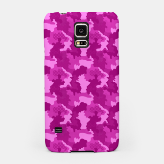 Miniatur Camouflage III Samsung Case, Live Heroes