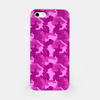 Miniatur Camouflage III iPhone Case, Live Heroes