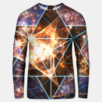 Thumbnail image of Sacred Space Adventures 3 Unisex sweater, Live Heroes