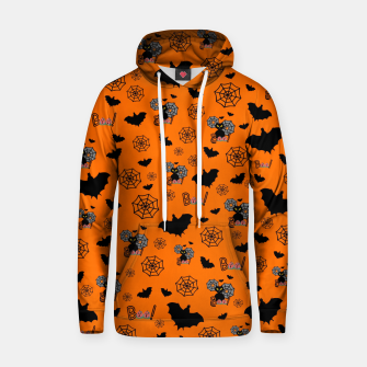 Thumbnail image of Halloween Black Cats Hoodie, Live Heroes