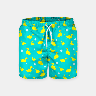 Thumbnail image of Just Ducky Swim Shorts, Live Heroes