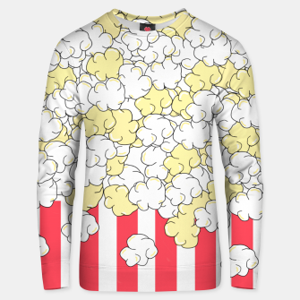 Thumbnail image of Buttered Popcorn Unisex sweater, Live Heroes