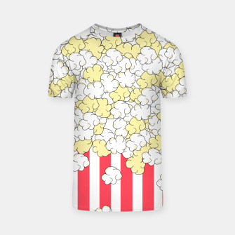 Thumbnail image of Buttered Popcorn T-shirt, Live Heroes