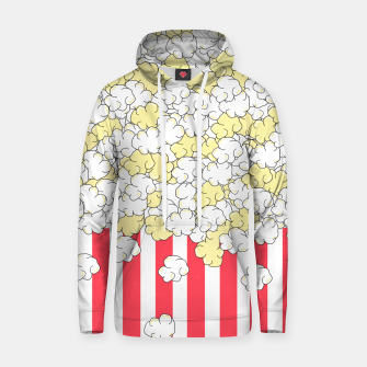 Thumbnail image of Buttered Popcorn Hoodie, Live Heroes