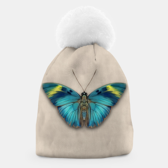 Thumbnail image of The Widespread Forester Butterfly Beanie, Live Heroes