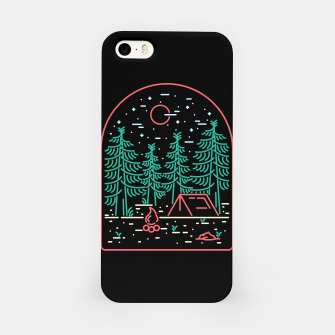 Thumbnail image of Camping iPhone Case, Live Heroes