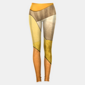 Miniature de image de space 2 art #abstract #art Legginsy, Live Heroes
