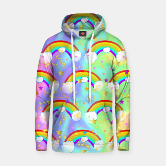 Miniature de image de Dreaming Of Rainbows Hoodie, Live Heroes