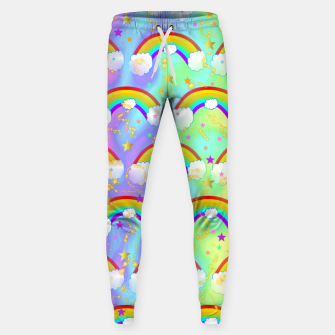 Miniature de image de Dreaming Of Rainbows Sweatpants, Live Heroes