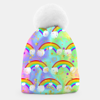 Miniature de image de Dreaming Of Rainbows Beanie, Live Heroes