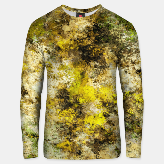 Finding yellow rocks Unisex sweater thumbnail image