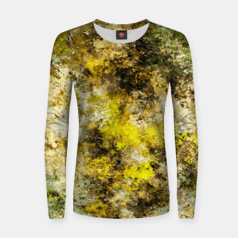 Miniatur Finding yellow rocks Women sweater, Live Heroes