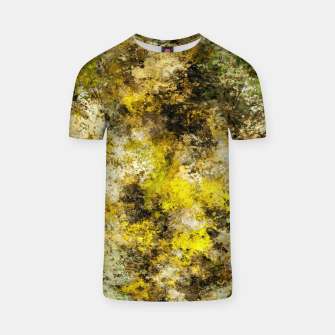 Miniatur Finding yellow rocks T-shirt, Live Heroes