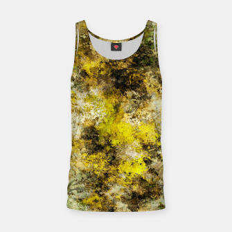 Miniatur Finding yellow rocks Tank Top, Live Heroes