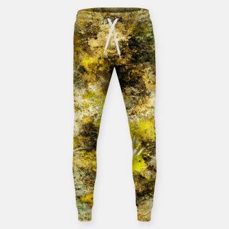 Finding yellow rocks Sweatpants thumbnail image