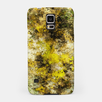 Miniatur Finding yellow rocks Samsung Case, Live Heroes