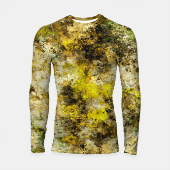 Thumbnail image of Finding yellow rocks Longsleeve rashguard , Live Heroes