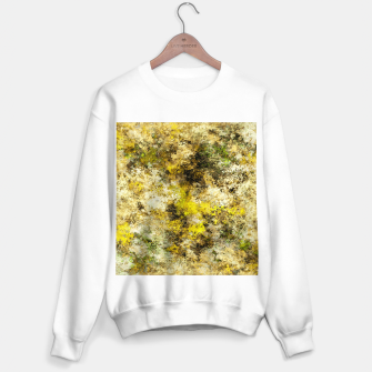 Miniatur Finding yellow rocks Sweater regular, Live Heroes
