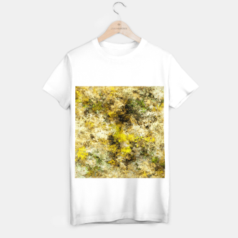 Miniatur Finding yellow rocks T-shirt regular, Live Heroes