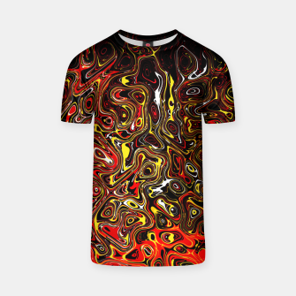 Thumbnail image of Halloween Abstract T-shirt, Live Heroes