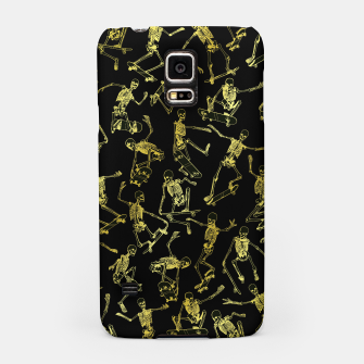 Thumbnail image of Grim Ripper Skater GOLD Samsung Case, Live Heroes